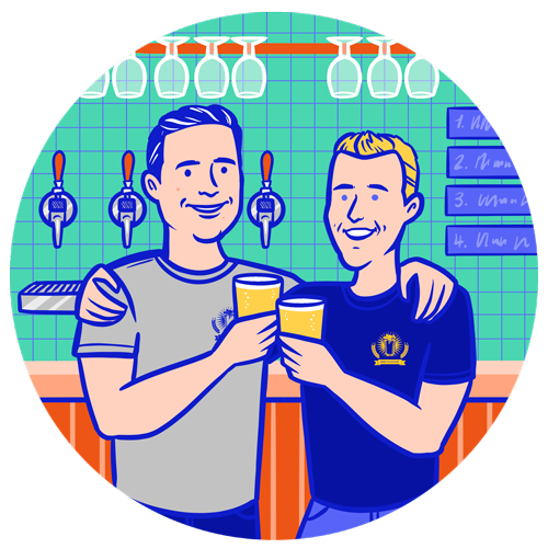 Beer Passport Founders