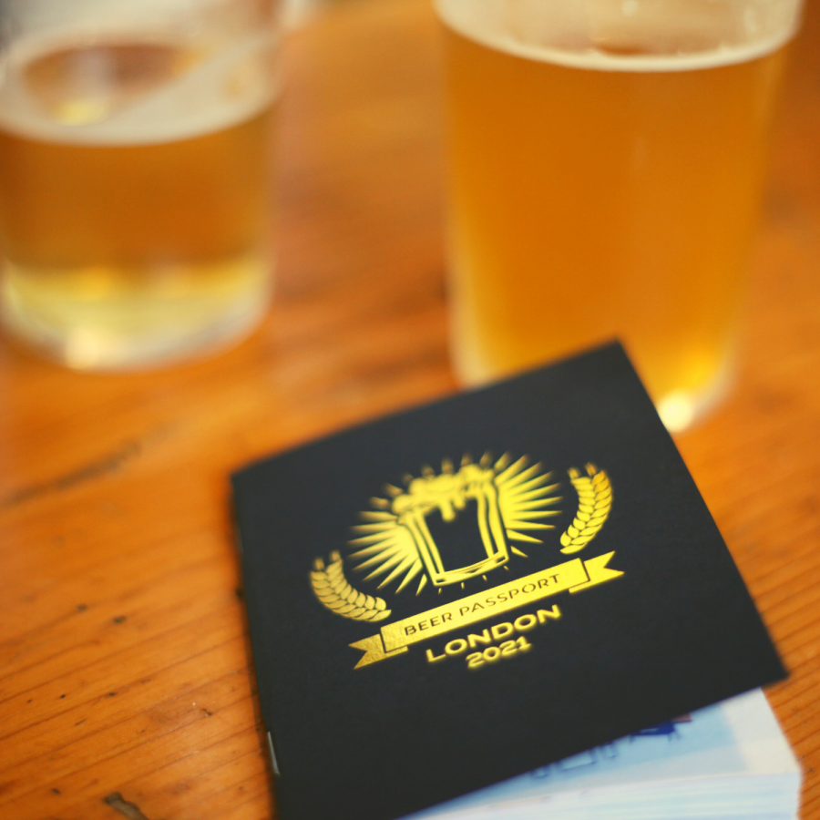 Beer Passport Main Photo