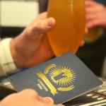 Beer Passport WITH BEER