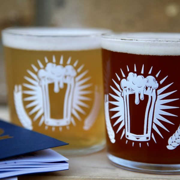 Beer Passport (London) 2021 & 2/3 Pint Tubo Glass